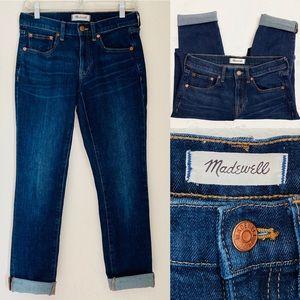 "Madewell Boyfriend Jeans ""Slim Boyjeans"", 24"